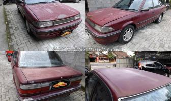 "Toyota Corolla AE-92 ""Twin Cam"", Restorasi Body"