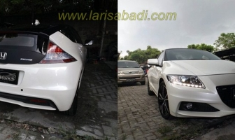 Honda CR-Z 2015, Modifikasi Bodykit Custom