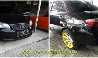 Toyota Vios Limo, Modifikasi Wide Body dan Body Kit