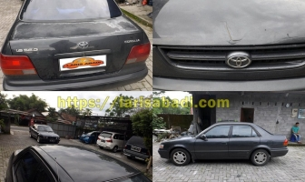 Pengecatan Total Toyota Corolla All New