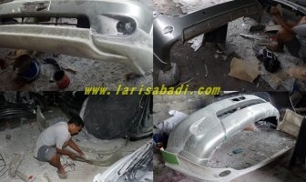 Toyota Fortuner 2007, Custom Bodykit Add On
