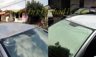 Perbaikan Atap Toyota Yaris