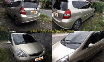 Honda Jazz 2005 (GD3), Pengecatan Total
