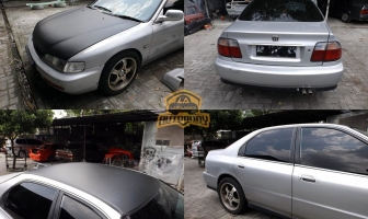 Honda Accord Cielo 97, Cat Total