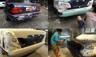 Perbaikan Body Mercedes Benz