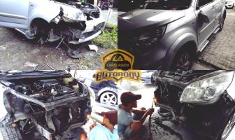 Daihatsu Terios, Perbaikan Setelah Kecelakaan