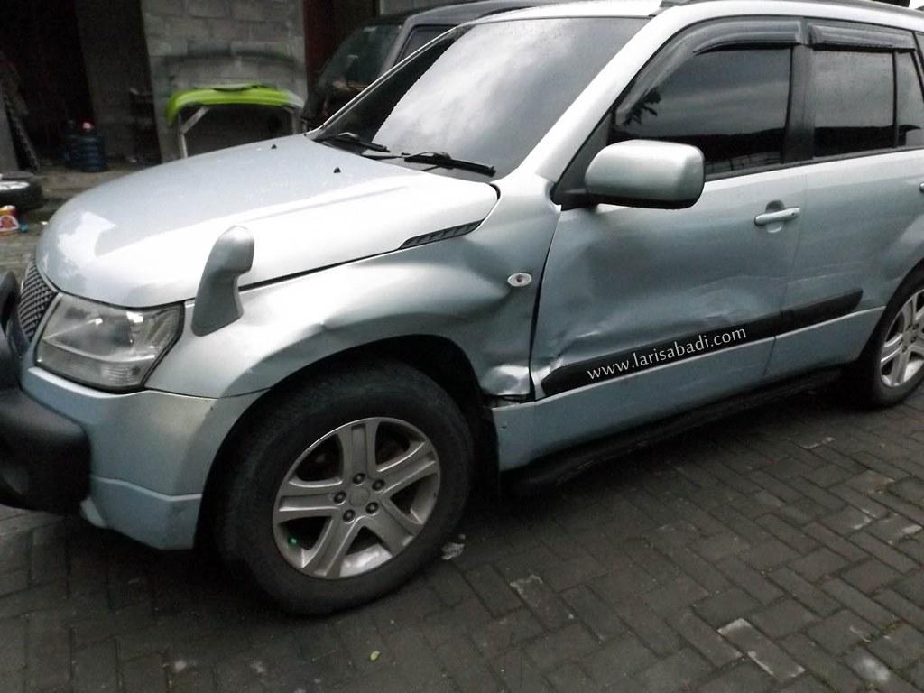 Suzuki Grand Vitara (gen 3) Body Damage