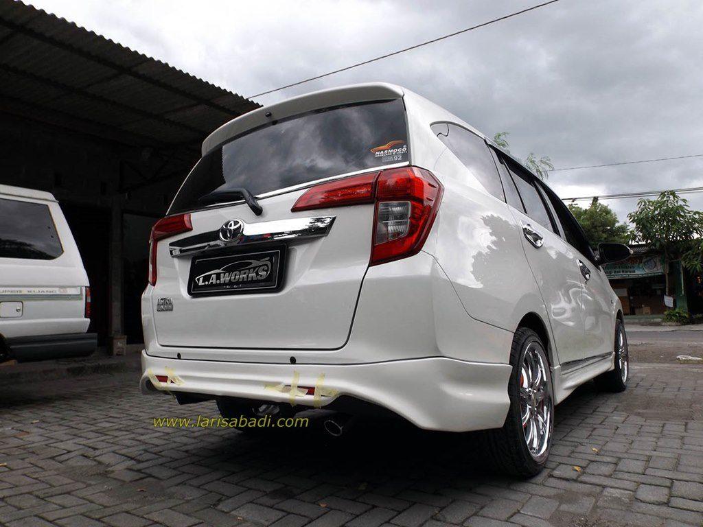 Toyota Calya Rear
