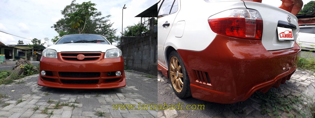 Vios Modifikasi