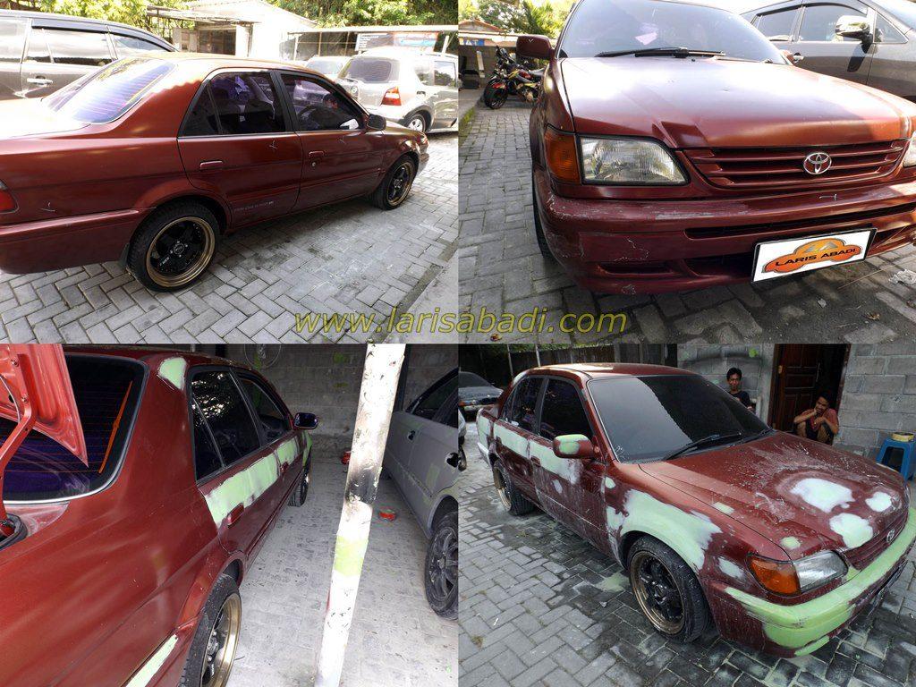Toyota Soluna (Tercel)