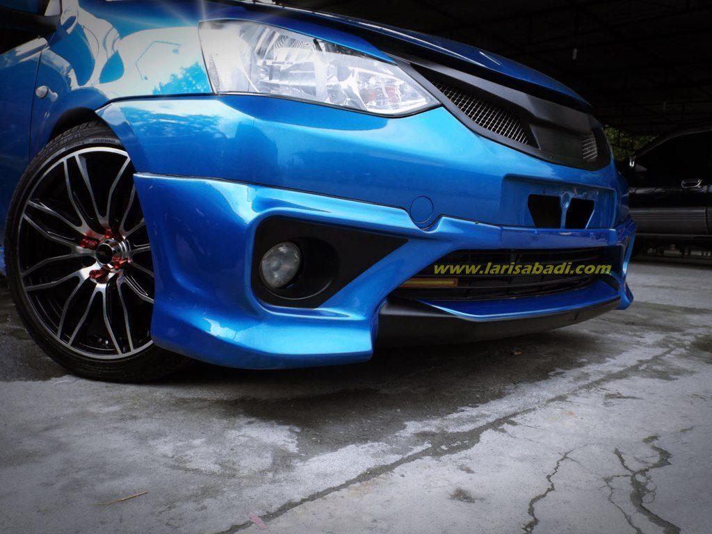 Toyota Etios Tom's Front Aero kit